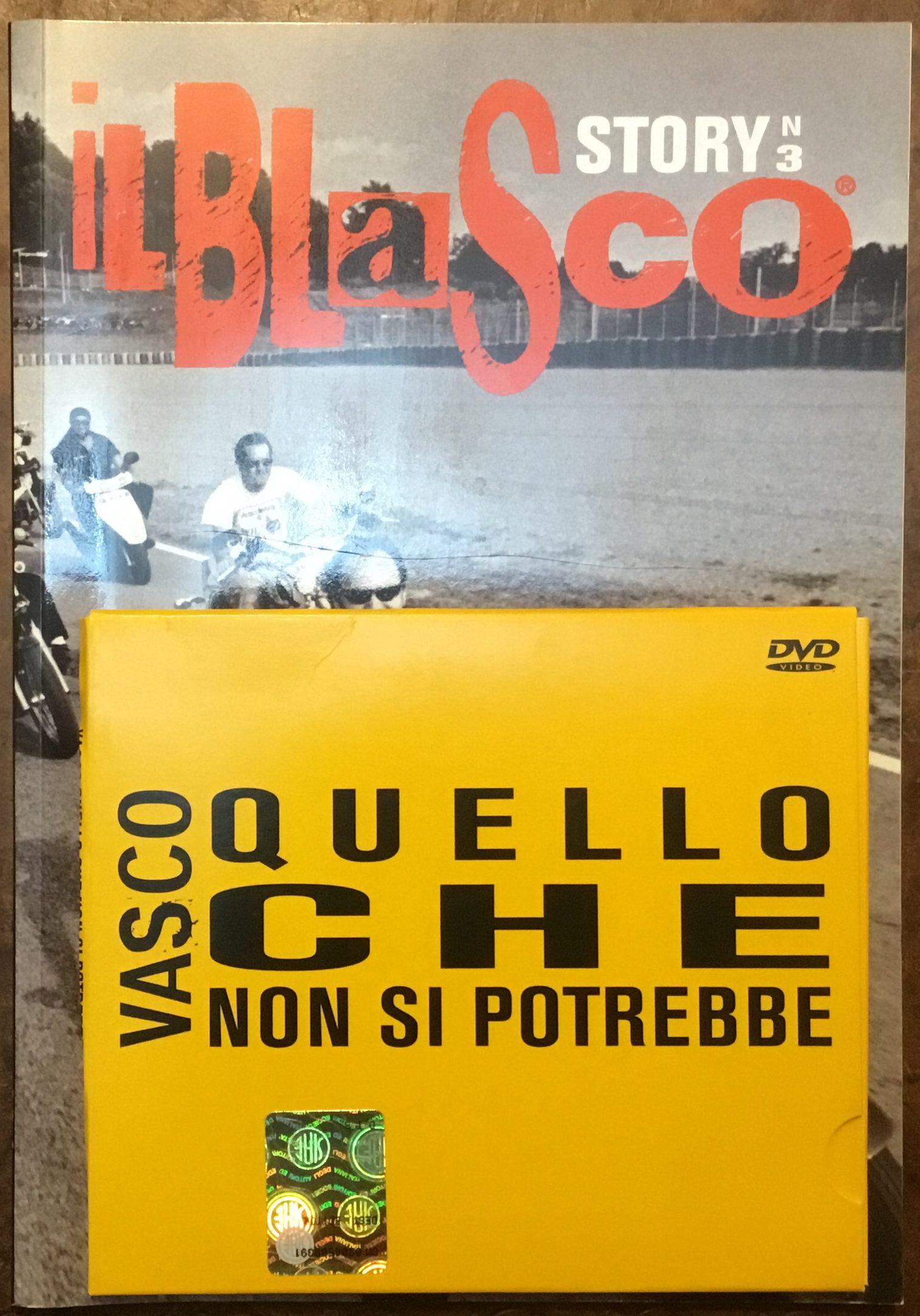 Il Blasco Story n.4, Rivista con allegato CD 'Senza parole' (Dest. Editoriale)