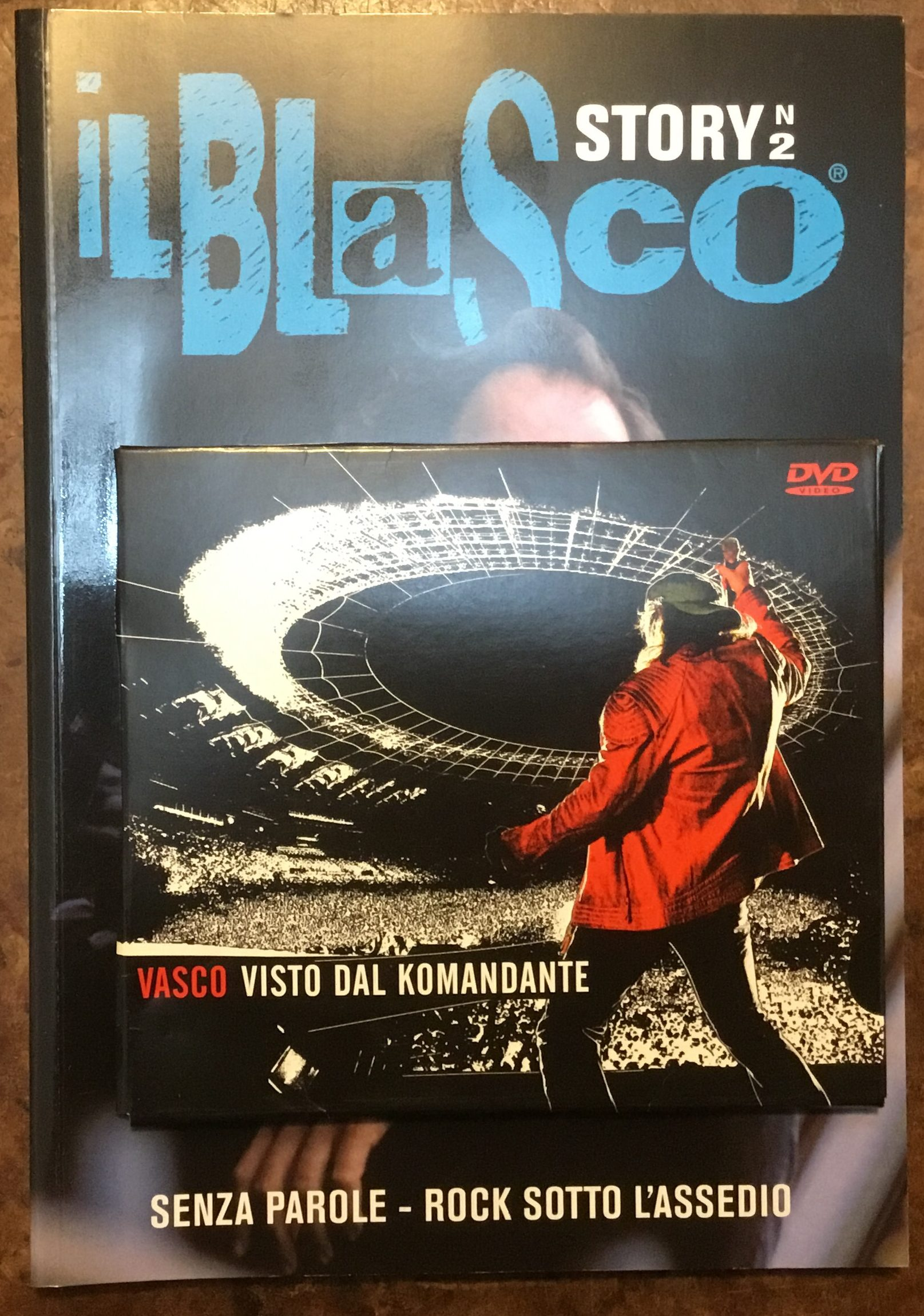 Il Blasco Story n.3, Rivista con allegato DVD 'Quello che non si potrebbe' (Dest. Editoriale)