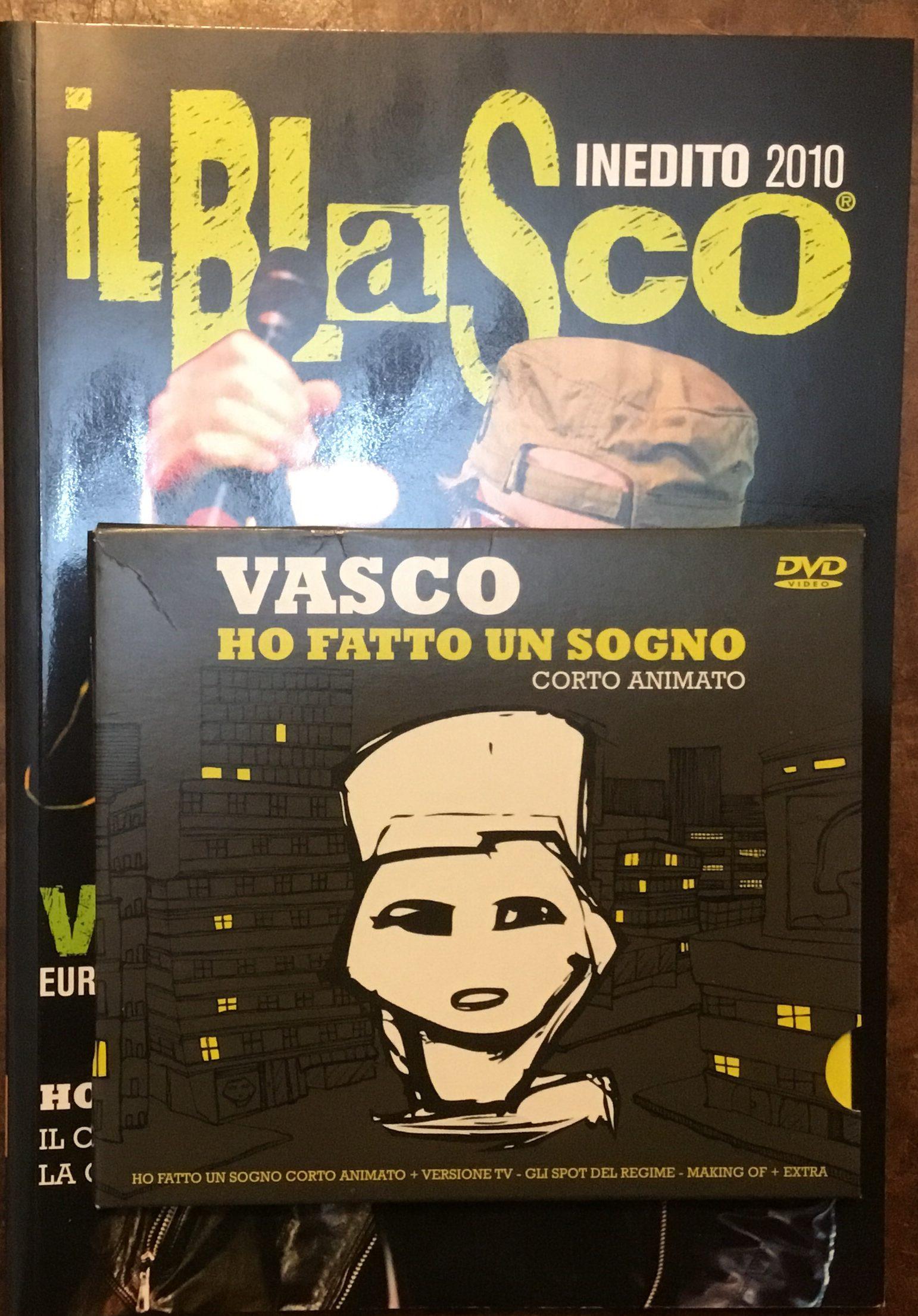 Il Blasco Story n.2, Rivista con allegato DVD 'Visto dal Komandante' (Dest. Editoriale)